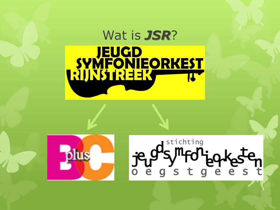 JSR Wat is JSR