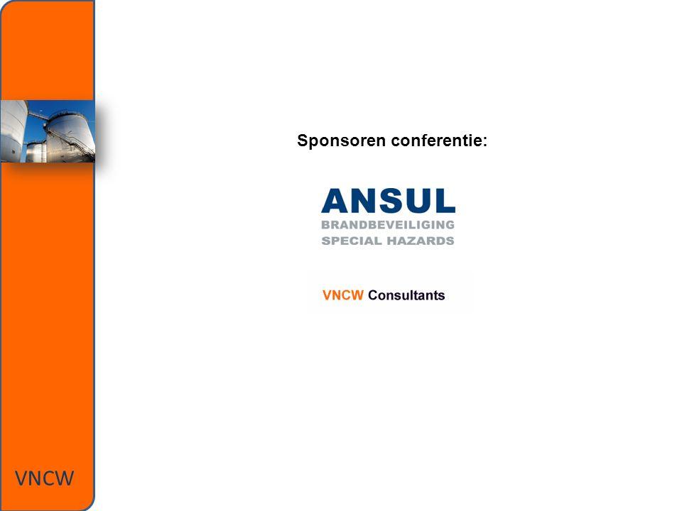 Sponsoren conferentie: VNCW