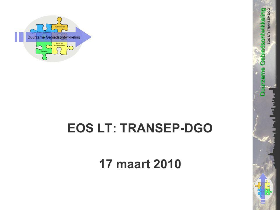 EOS LT: TRANSEP-DGO 17 maart 2010