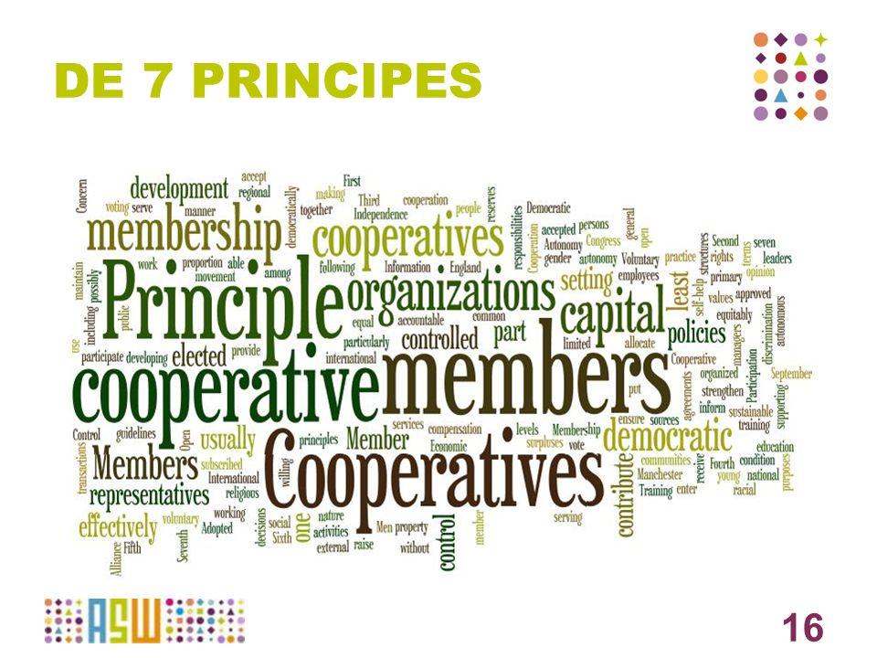 16 DE 7 PRINCIPES