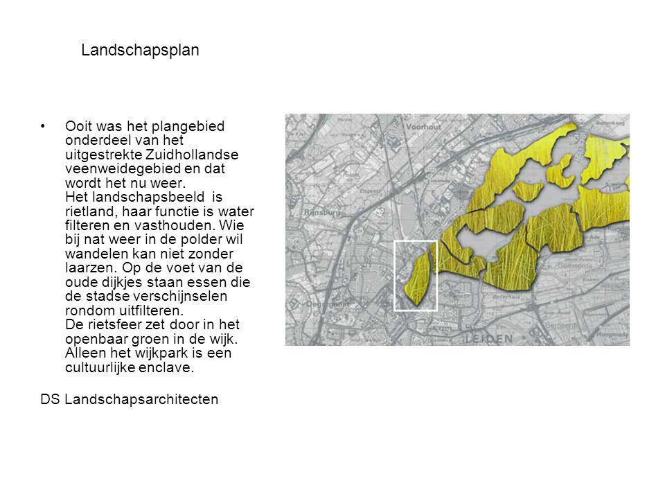Ooit was het plangebied onderdeel van het uitgestrekte Zuidhollandse veenweidegebied en dat wordt het nu weer.