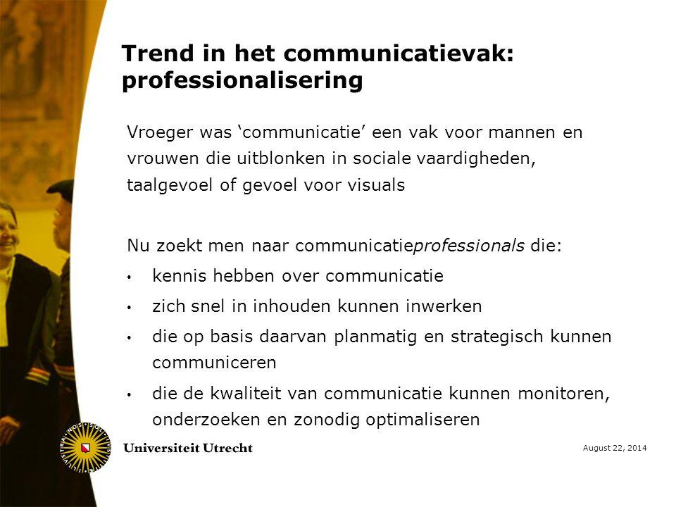 Cursussen BlokCursus 1 Communicatie, taalgebruik en organisaties (inleiding) Communicatie in organisaties onderzoeken (methodencursus) 2Diagnose en interventies in communicatieprocessen Management en de dynamiek van communiceren in organisaties (USBO) N.B.
