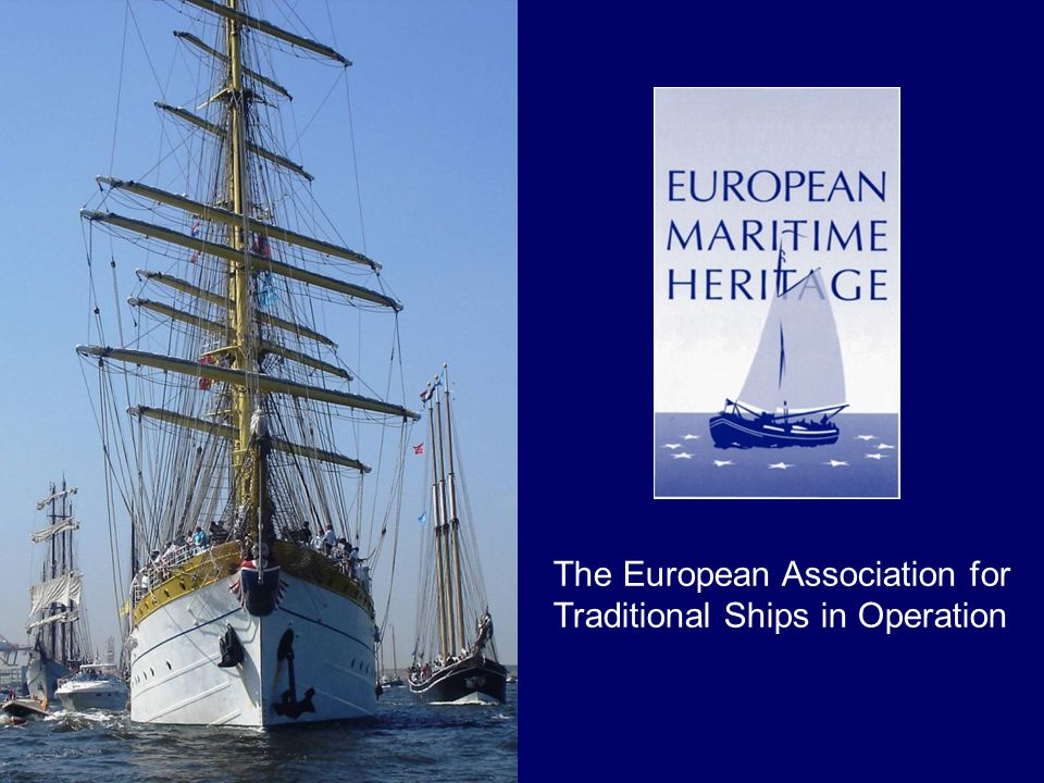 EMH offers Creates awareness for the common European maritime roots Creates awareness of a common European identity Facilitates tourism development of regions