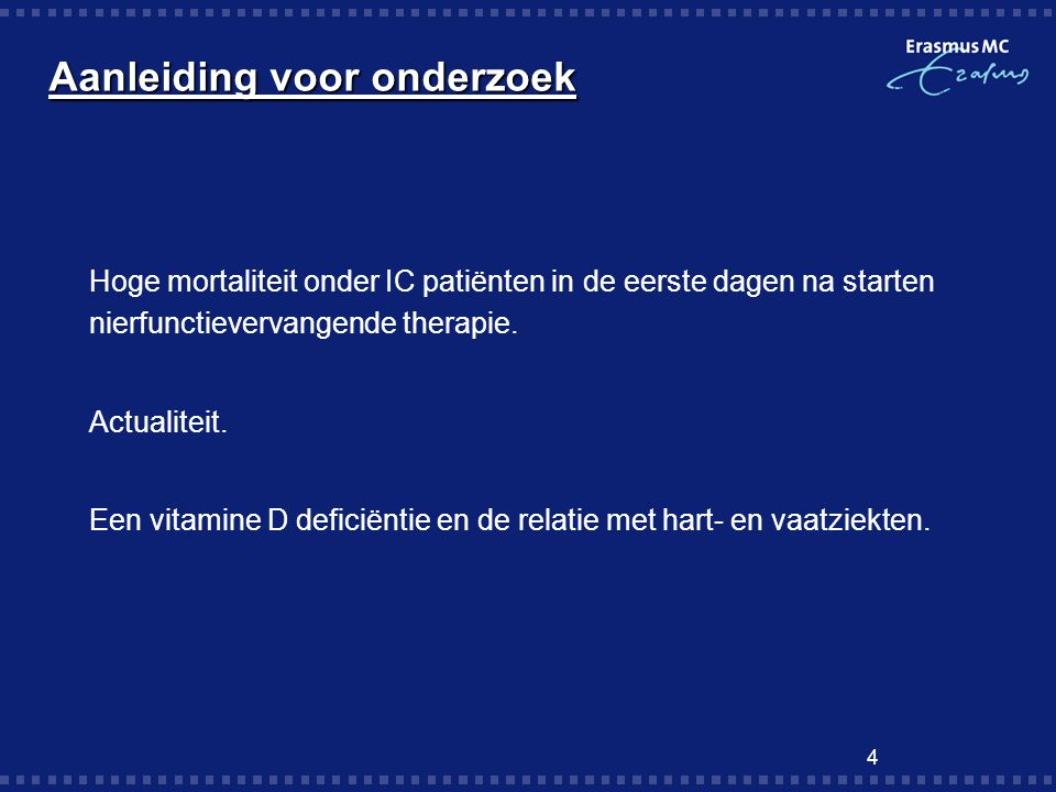 Rol Renal Practitioner  Vraagbaak zijn voor collega's.