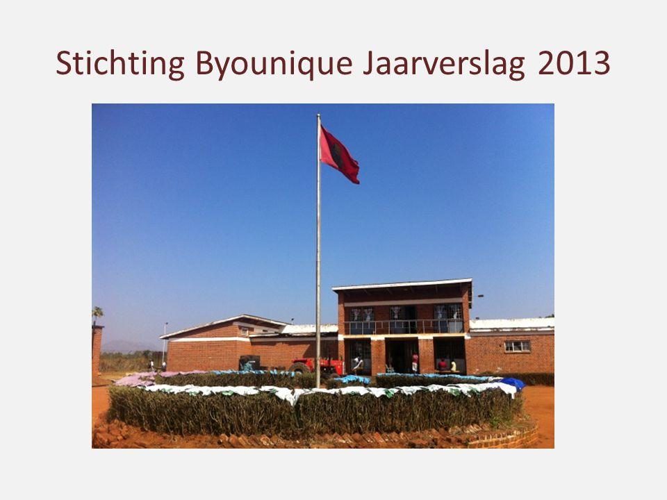 Stichting Byounique Zorgen dat kansarme kinderen in ontwikkelingslanden niet in aanraking komen met justitie, maar juist een goede toekomst op kunnen bouwen.