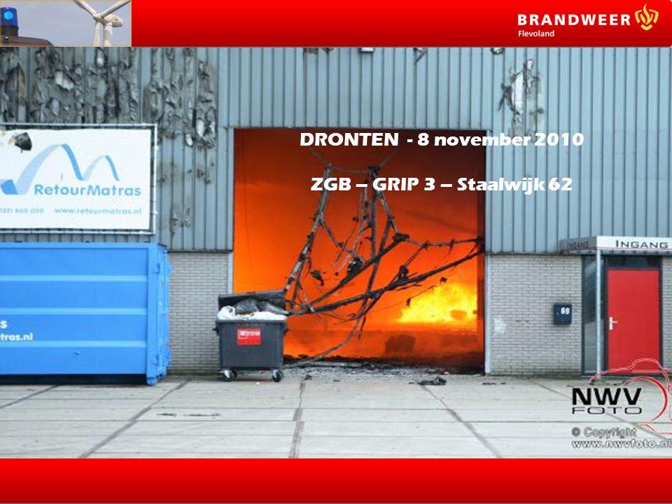 DRONTEN - 8 november 2010 ZGB – GRIP 3 – Staalwijk 62