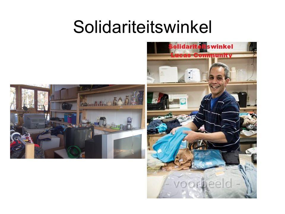 Solidariteitswinkel