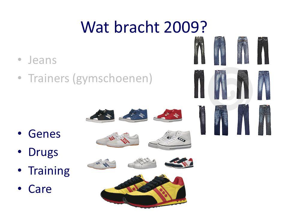 Wat bracht 2009?