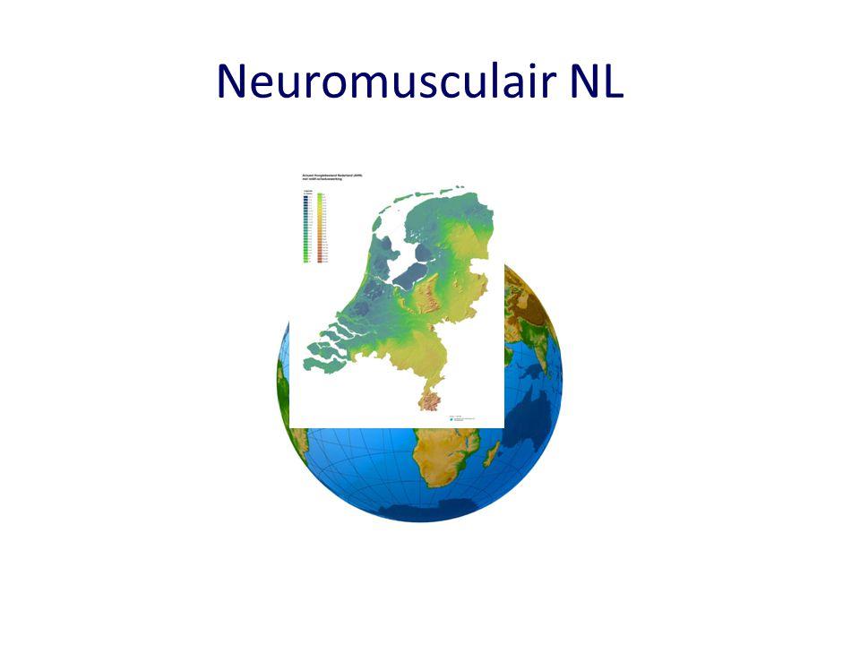 Wat deed neuromusculair Nederland?
