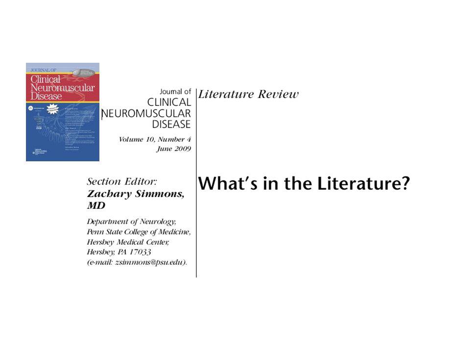 1. Wat staat er in de literatuur?