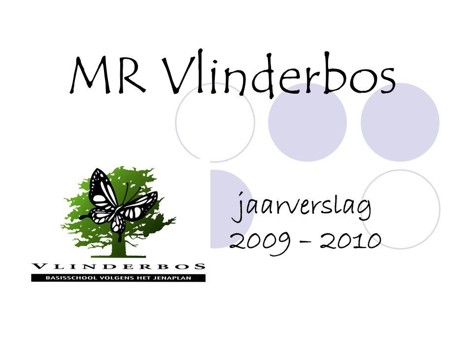 MR Vlinderbos jaarverslag 2009 – 2010