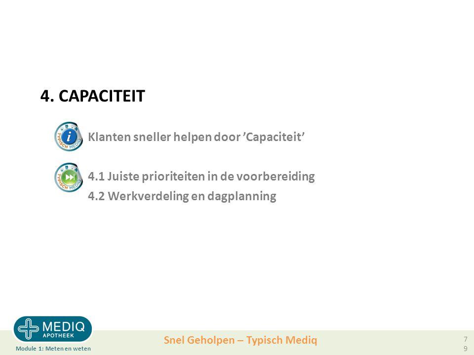 Snel Geholpen – Typisch Mediq 4.