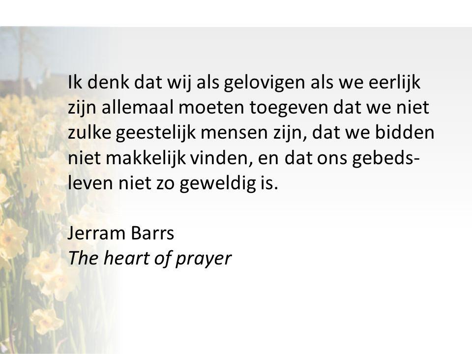 Heer, leer ons bidden!