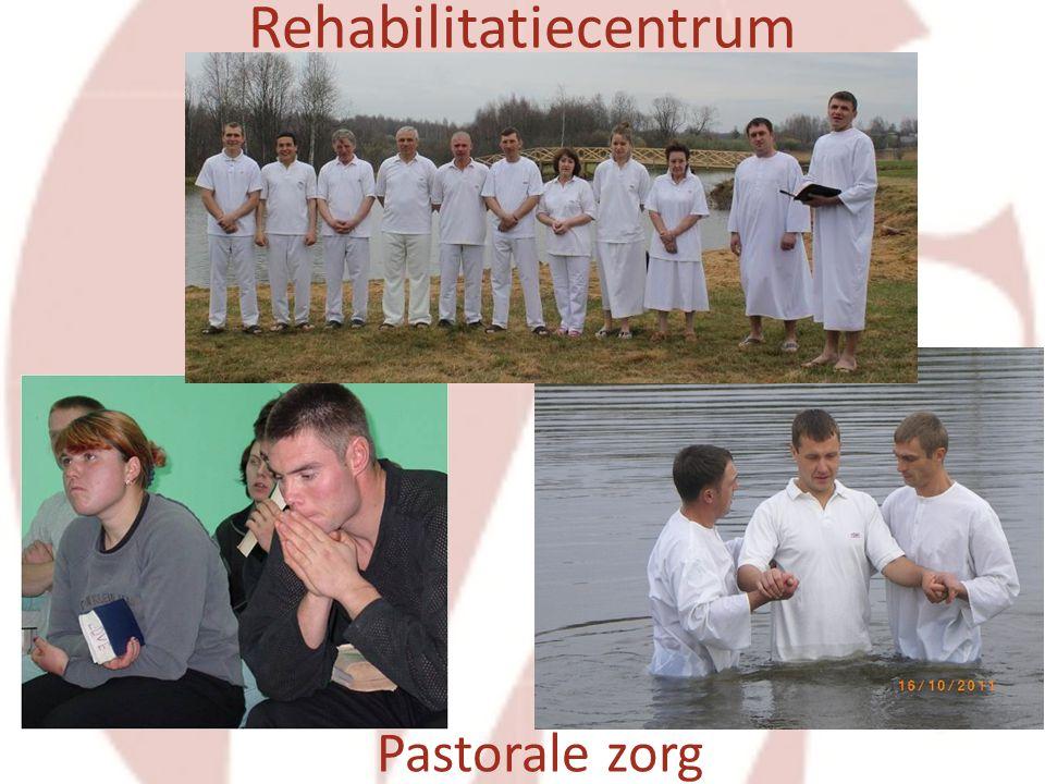 Pastorale zorg Rehabilitatiecentrum