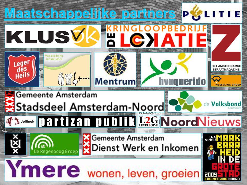 Maatschappelijke partners