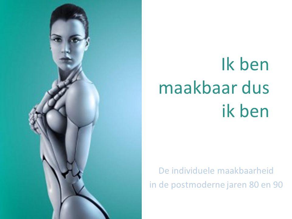 Transformatie door technologie en plastisch chirurgie Orlan