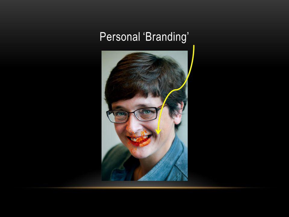 Personal 'Branding'