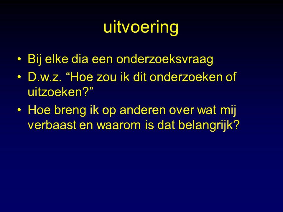 Onze Verwondering Pieter Knook en Dick van der Wateren