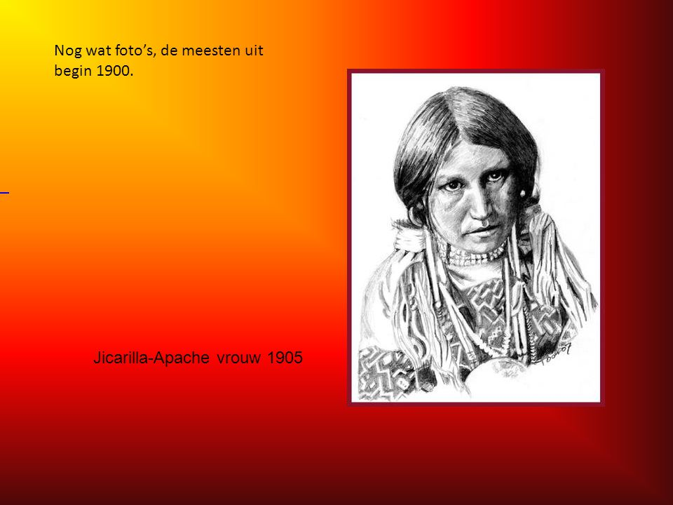 Goden en Geesten: De Apachen geloofden in allerlei goden en geesten. Deze geesten moesten ze te vriend houden. Elke morgen bij het opgaan van de zon,