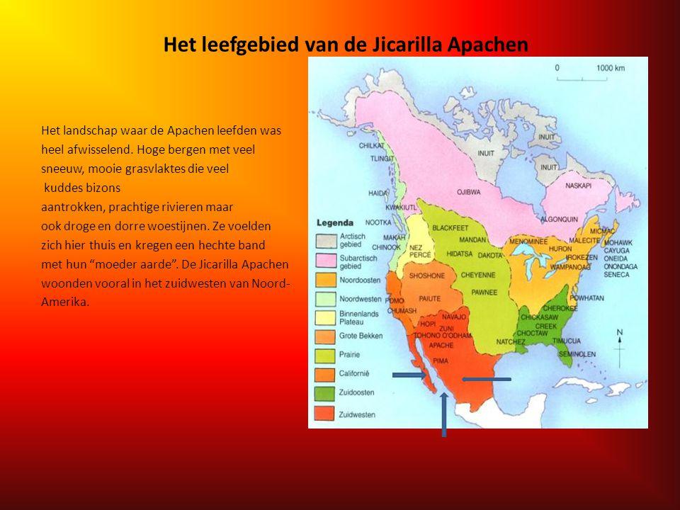Wat betekent Apache en Jicarilla? De naam Apache komt van het Zuni-woord voor vijand. De naam van de Jicarilla komt van het Spaanse woord