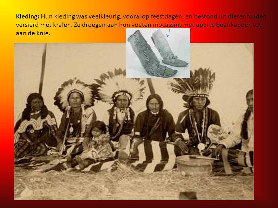 Ze leefden ook van hun rooftochten, die zich uitstrekten tot in Mexico. Ze waren berucht om het stelen van paarden. Deze roofacties waren vooral voor