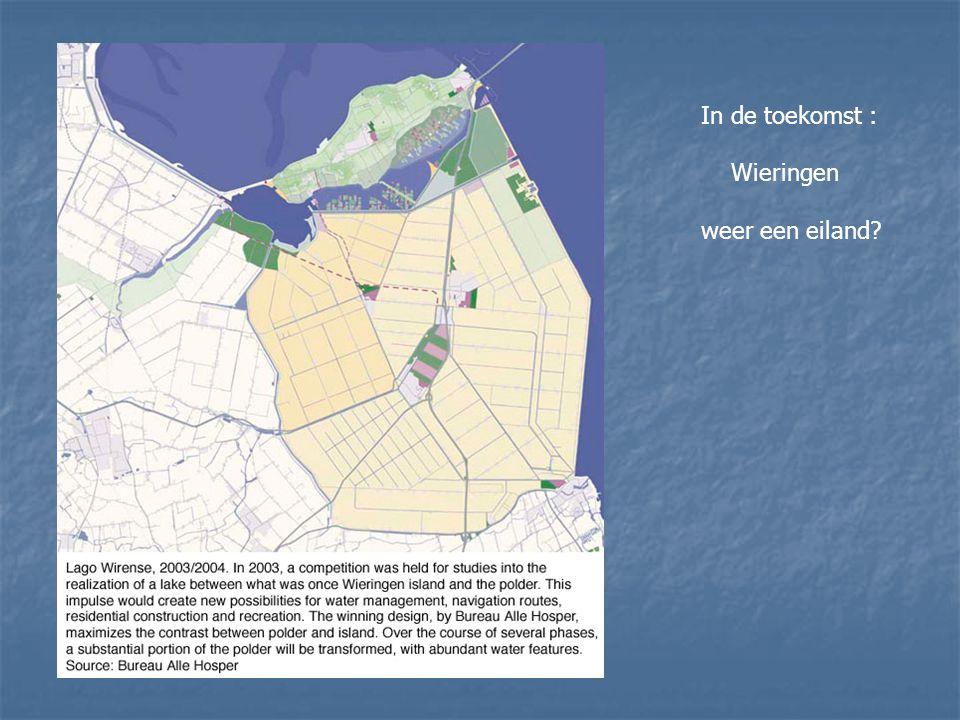 De Wieringermeer werd een soort proefpolder voor de inrichting van het nieuwe land en de opbouw van een samenleving. De kennis, opgedaan in de Wiering