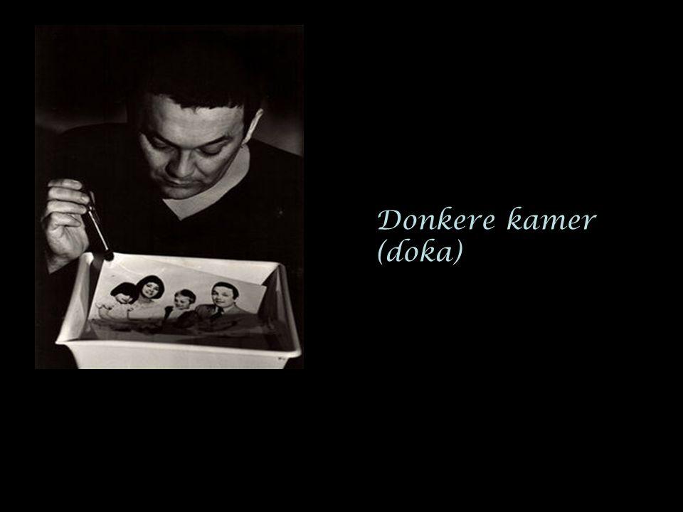 Donkere kamer (doka)