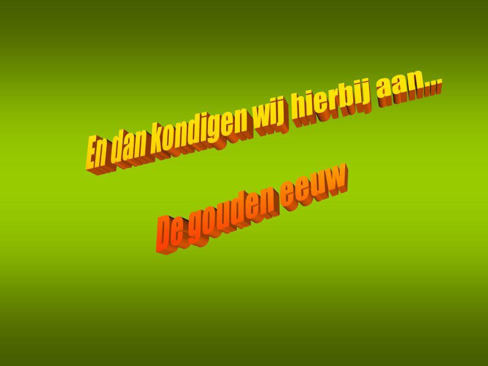 Nederlands-Indië is een grote winkel voor Nederland.