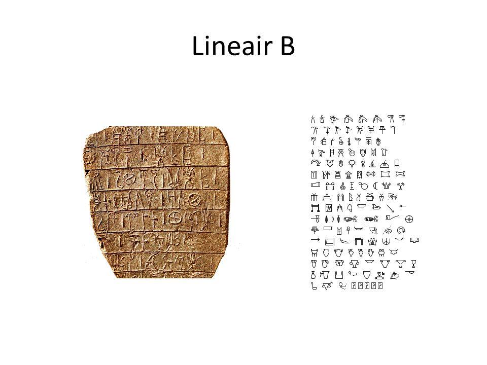 Lineair B