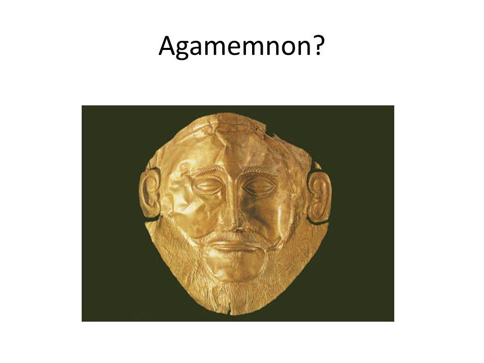 Agamemnon?