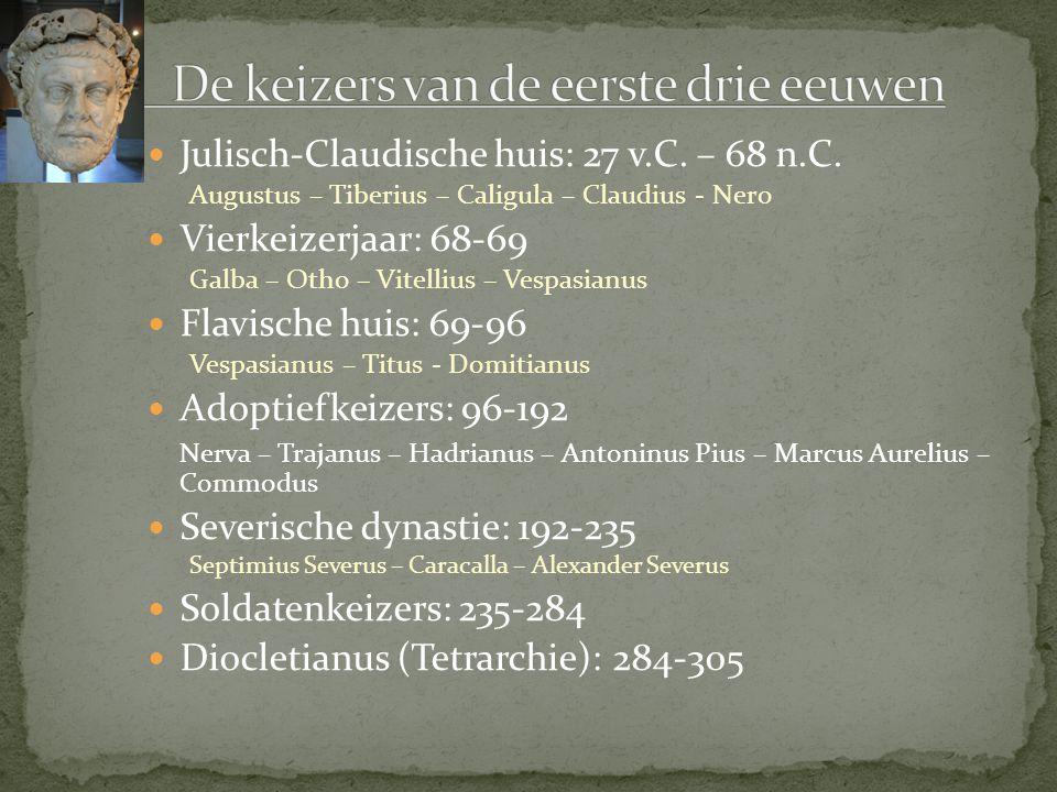 Verhoogde druk op de rijksgrenzen in het noordwesten Germaanse stammen zorgden voor onrust in de noordwestelijke provincies Grote gebieden geplunderd en verwoest In 170 na Chr.