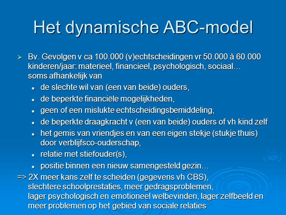 Het dynamische ABC-model  Bv.