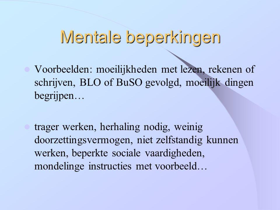 Consultatiebureau voor Arbeid en Zorg (CGVB) Door: Liesbeth Vermeire