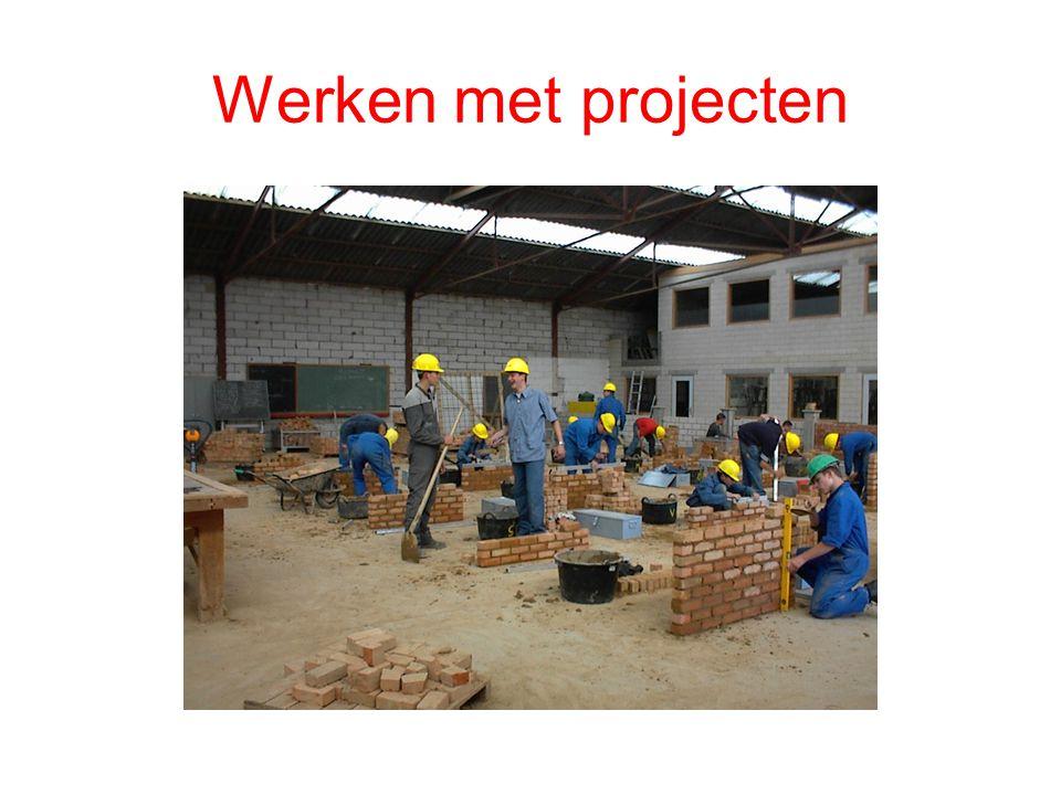 Werken met projecten