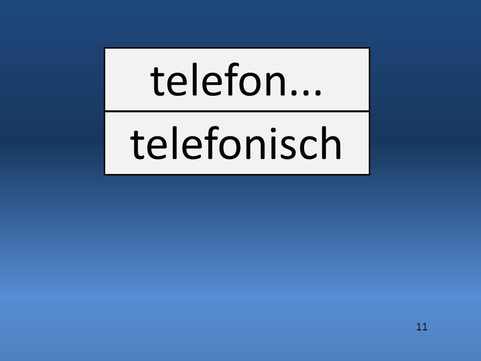 telefon... telefonisch 11