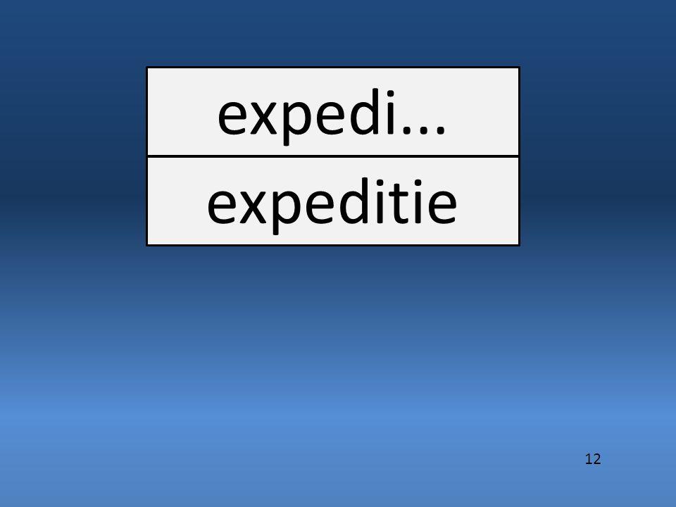 expedi... expeditie 12