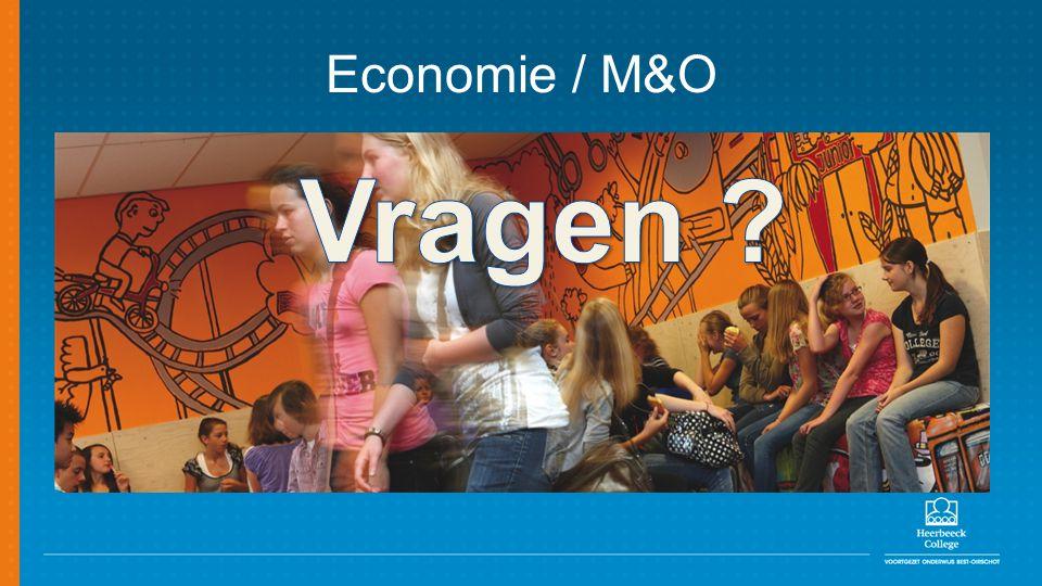 Economie / M&O
