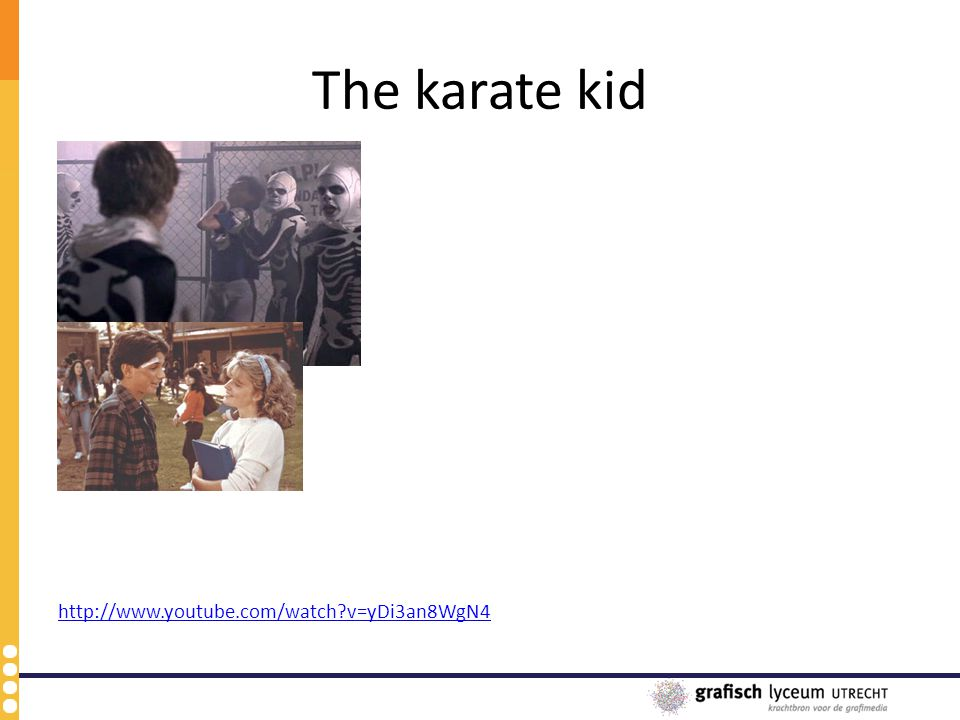The karate kid http://www.youtube.com/watch?v=yDi3an8WgN4