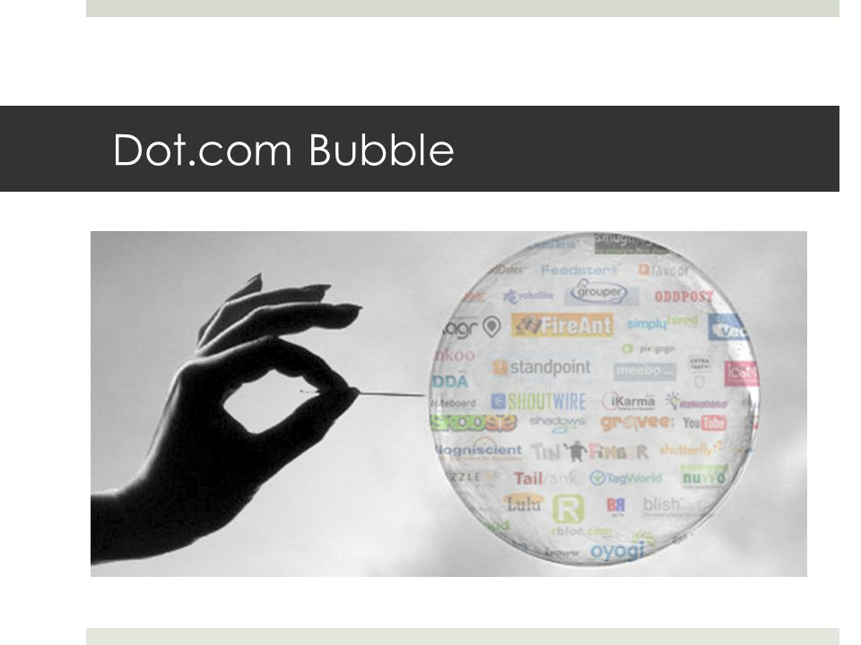 Dot.com Bubble