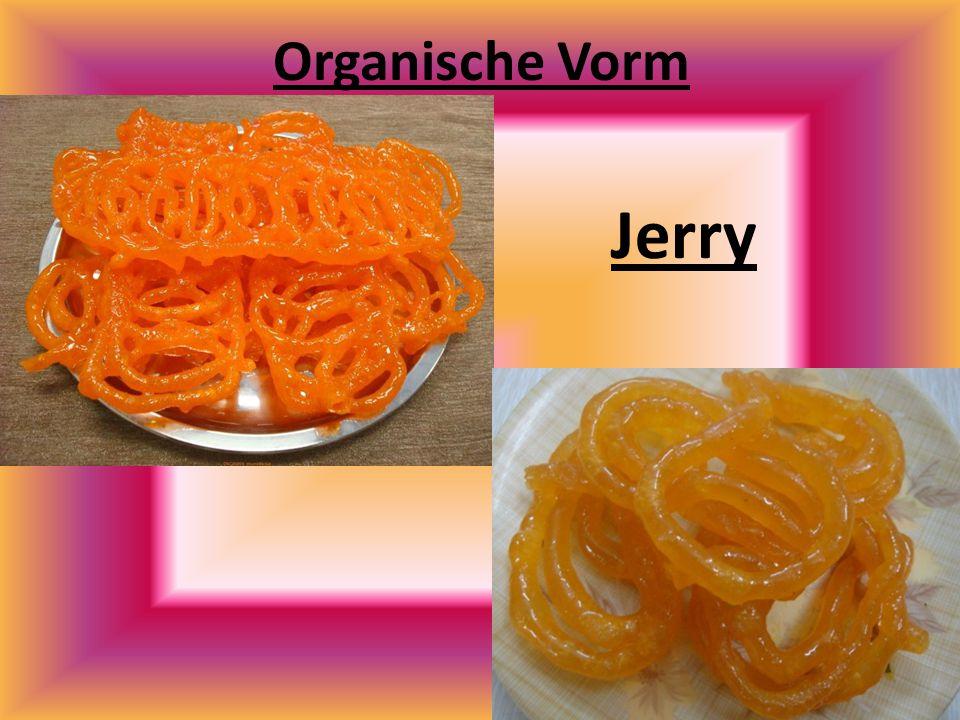 Organische Vorm Jerry