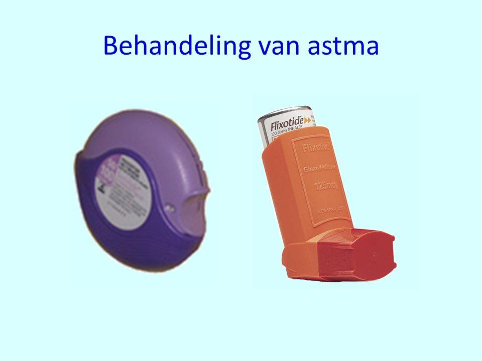 Behandeling van astma