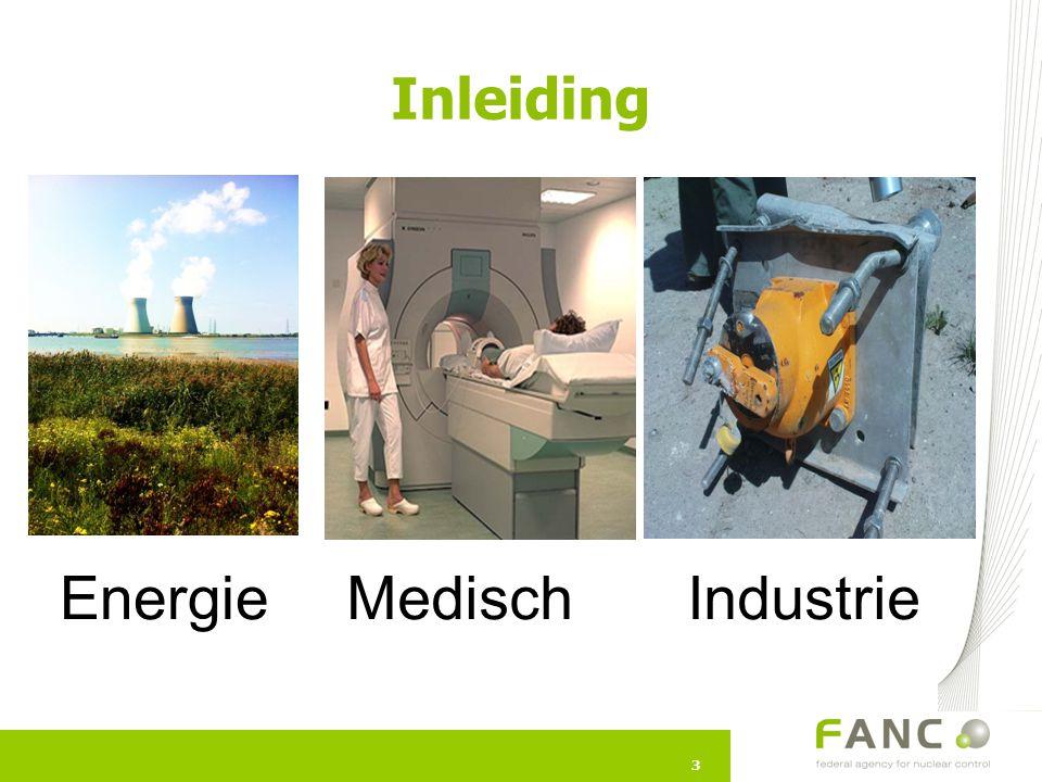 3 Inleiding 3 EnergieMedischIndustrie
