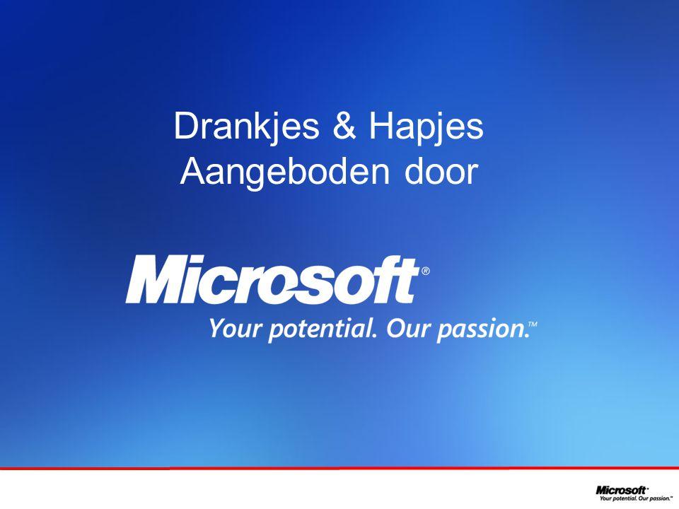 In samenwerking met Drankjes & Hapjes Aangeboden door