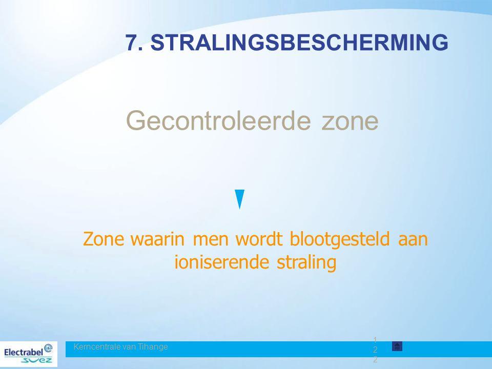Kerncentrale van Tihange 122122122 7.
