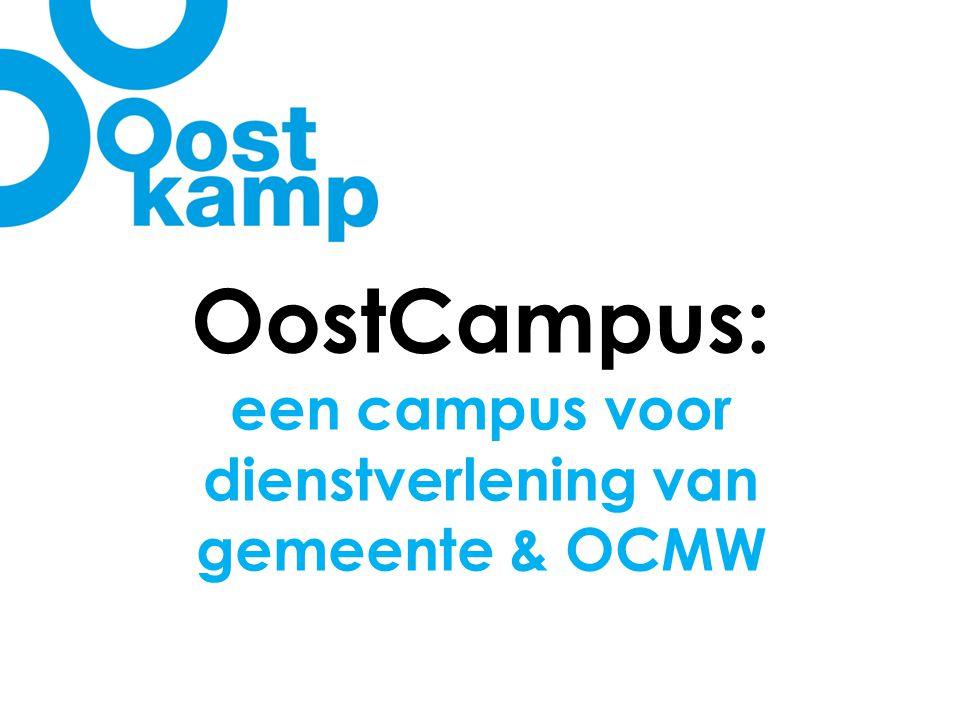 6/09/2014 5 OostCampus bestuurs- en dienstencentrum