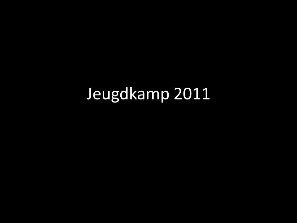 Jeugdkamp 2011