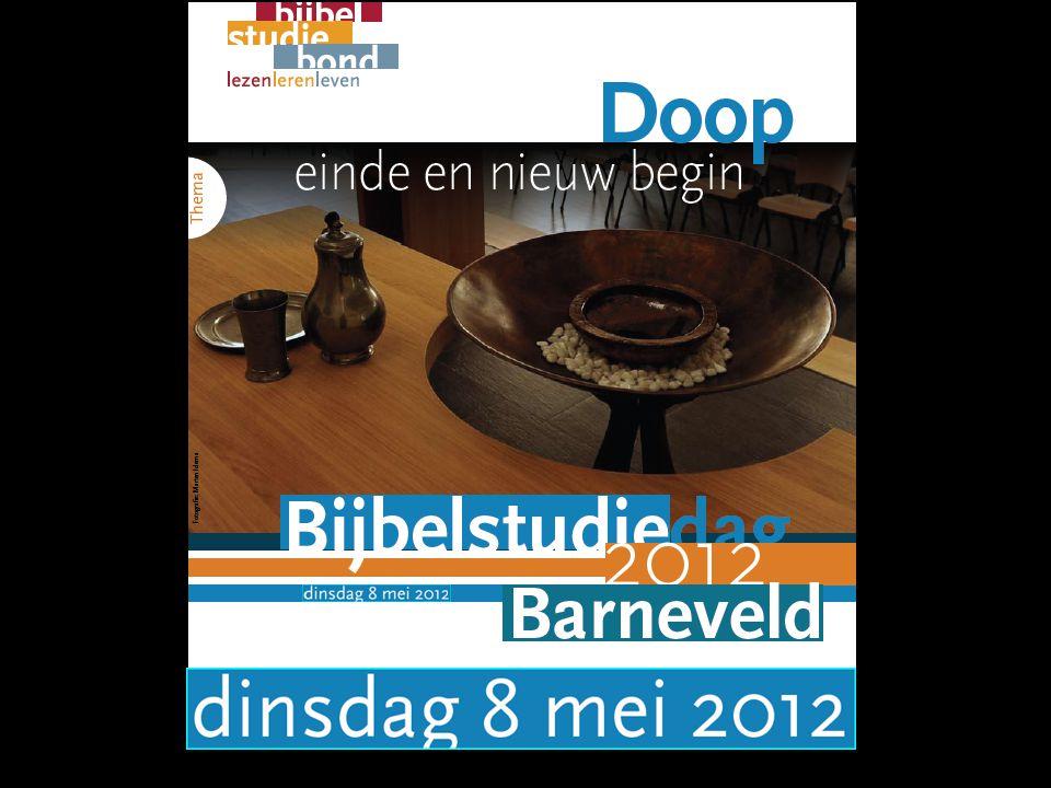 Voor meer informatie: www.bijbelstudiebond.nl