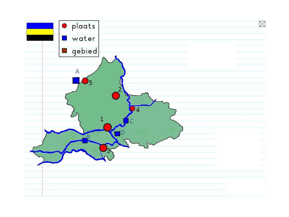 1 Arnhem 2 3 5 4 A B C D