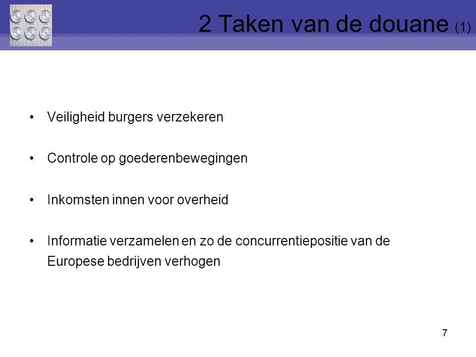 18 TARIC-code 5 Tarief invoerrechten en goederencode (7)
