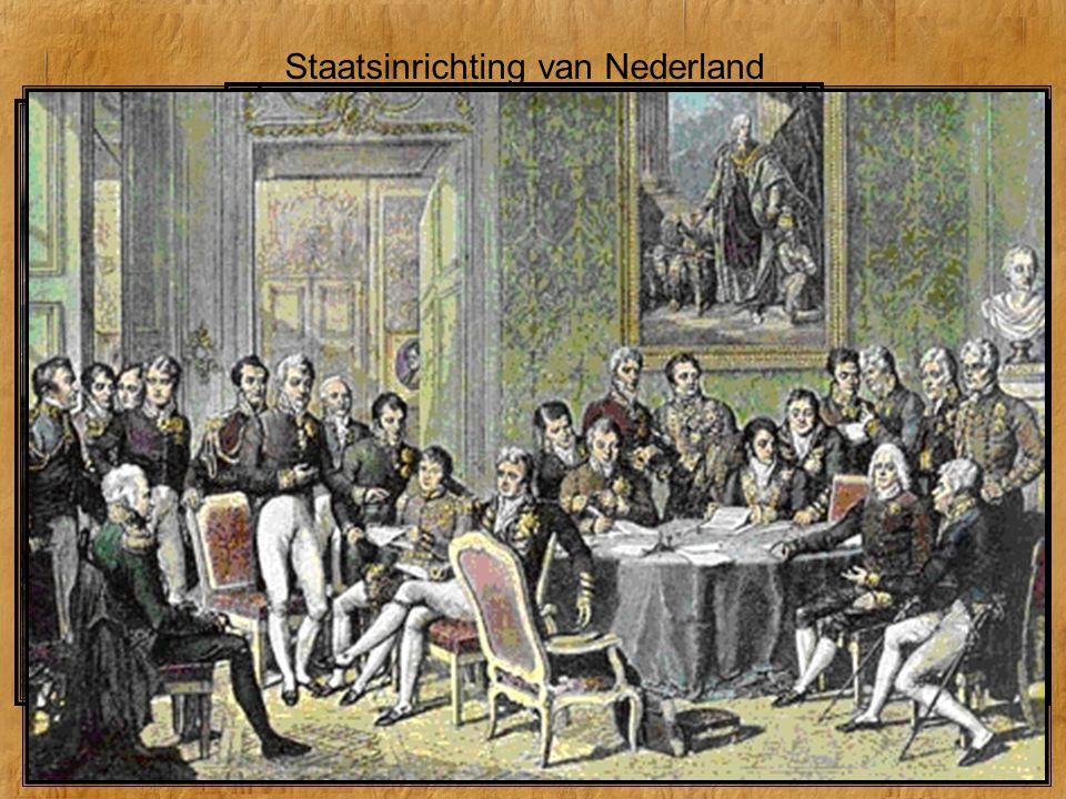 Staatsinrichting van Nederland 1917